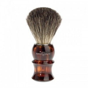 Pămătuf Pure Badger Light Horn Edwin Jagger